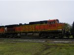 BNSF C44-9W 4735