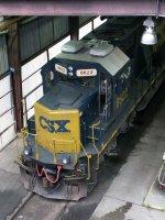 CSXT EMD SD50-2 8622