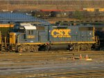 CSXT EMD GP38-2 2804