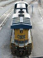 CSXT GE ES44AC 840