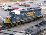 CSXT EMD GP40-2 6219