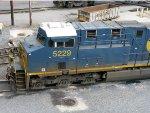 CSXT GE ES40DC 5229