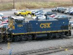 CSXT EMD MP15AC 1194