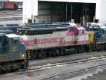 MBTA EMD GP40MC 1120