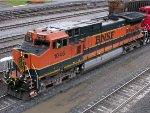 BNSF GE C44-9W 1046
