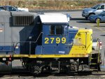 CSXT EMD GP38-2 2799