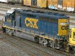 CSXT EMD GP38-2S 6248