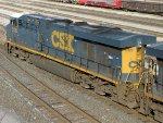 CSXT GE ES40DC 5328