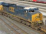 CSXT GE ES44AC 934