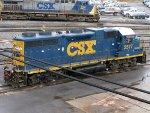 CSXT EMD GP38-2 2577
