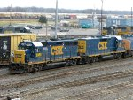 CSXT Road Slug Set