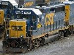 CSXT EMD GP40-2 6985