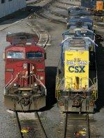 CP 9580 & CSXT 8482
