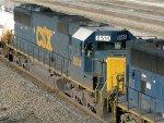 CSXT EMD SD50-2 8514