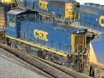 CSXT EMD SW1500 1100