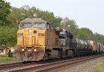 UP 6607 - NS 8036