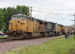 UP 7050 - UP 6156 - UP 5925