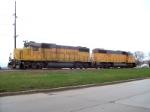 UP Yard Engines