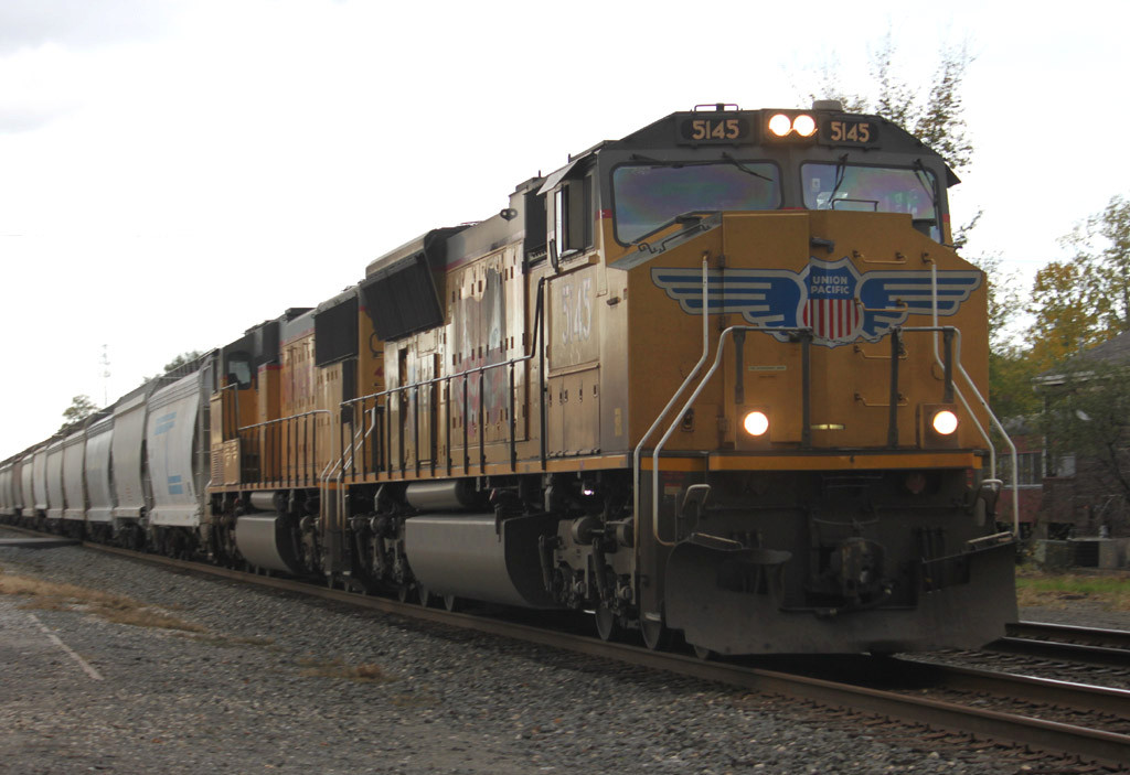 UP 5145 - UP 4453