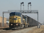 Westbound K355 coke train