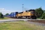 CSX Train Q132