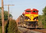 Q106-Kansas City-Marion, OH Intermodal