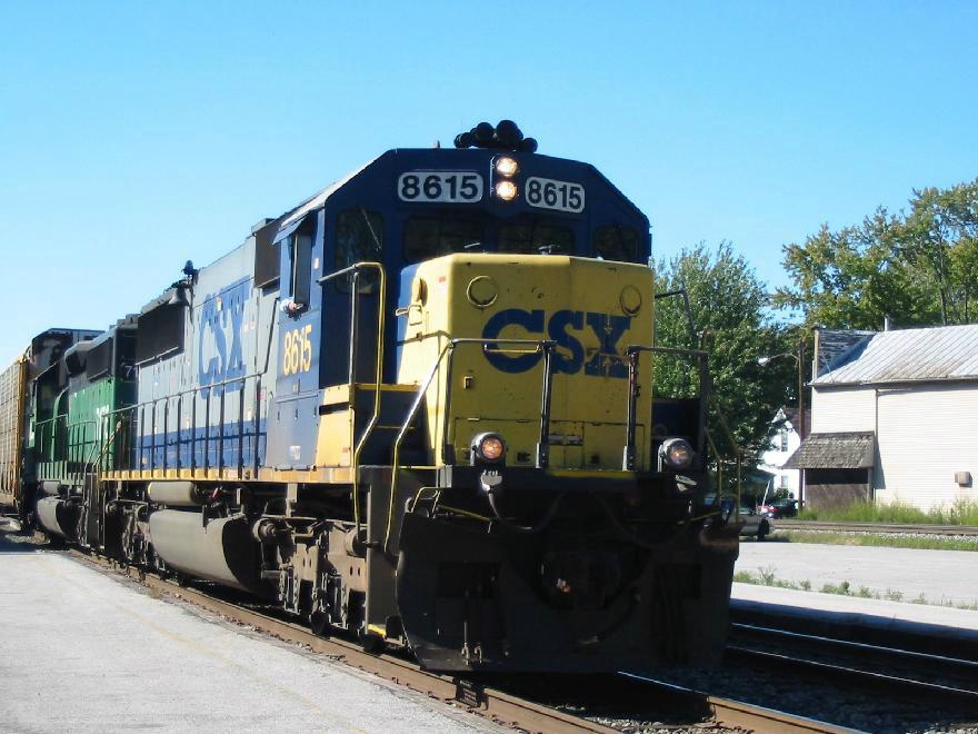 CSX 8615