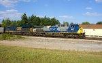 On a Coal train