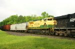 Reading Heritage Unite second out on NS370 at Pinson