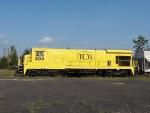 TCB 203 sits
