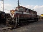 DL 405 sits