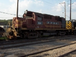 DL 324 sits