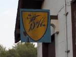 A D&H sign