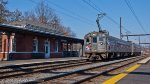 Septa Local departs for Philly on schedule