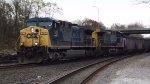 CSX 542 & 516