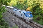 Illinois Central, Monday morning rail