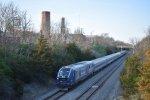 Amtrak 393 at Paxton, IL