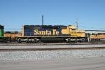 BNSF 6866 Snoot