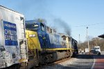 Spirit of West Virginia CSX 1 and CSX 8621