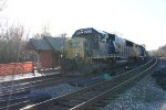 CSX 8552 and CSX 2756