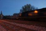 Night CSX 8552