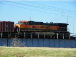 BNSF C44-9W 1009