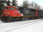 CN Rolls Into Partridge Yard