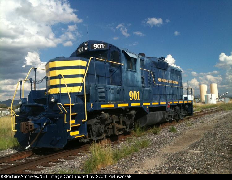 SPSR 901