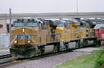 UP 5517 with UP 7445 and UP 8331