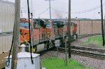 BNSF 5340,7399,4668 and 7439