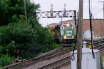 Local train back BNSF 2204 and 1502