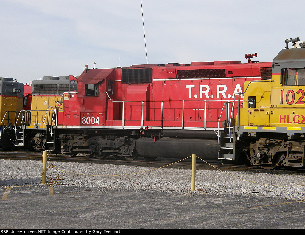 TRRA 3004 and HLCX 1026
