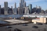 New York Dock Yard at Brooklyn Heights