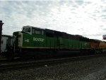 BNSF SD60M 8147